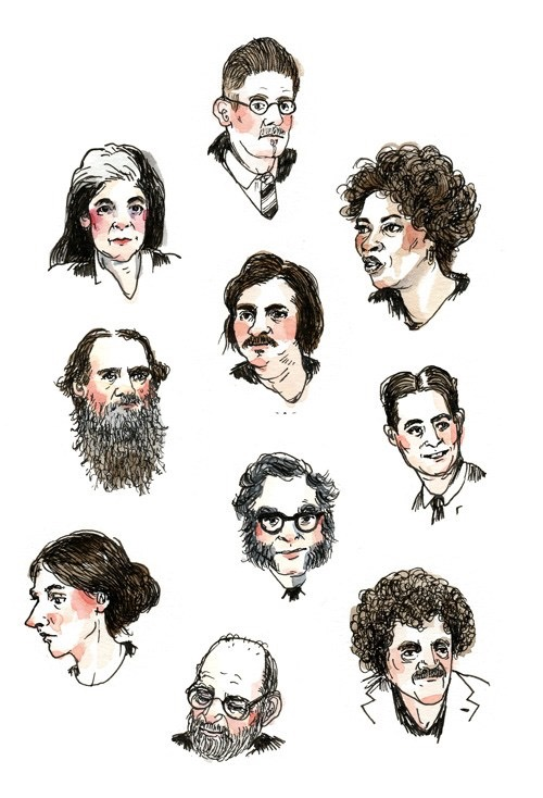 Famous writers of essay